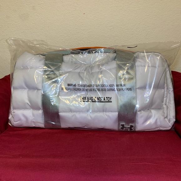 Under Armour Handbags - SOLD ‼️UnderArmour Duffle.